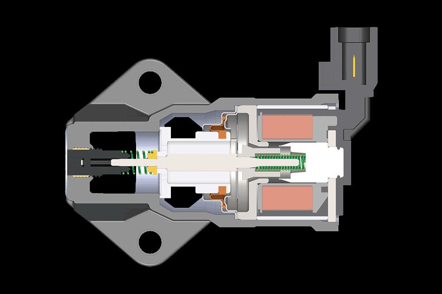 O.E.M IAC12 Idle Air Control Valve